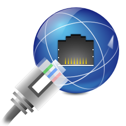 Devices-network-wired-icon